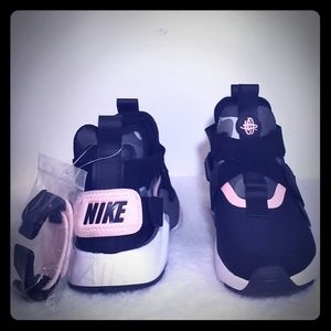 Pink Nike Air Shoes